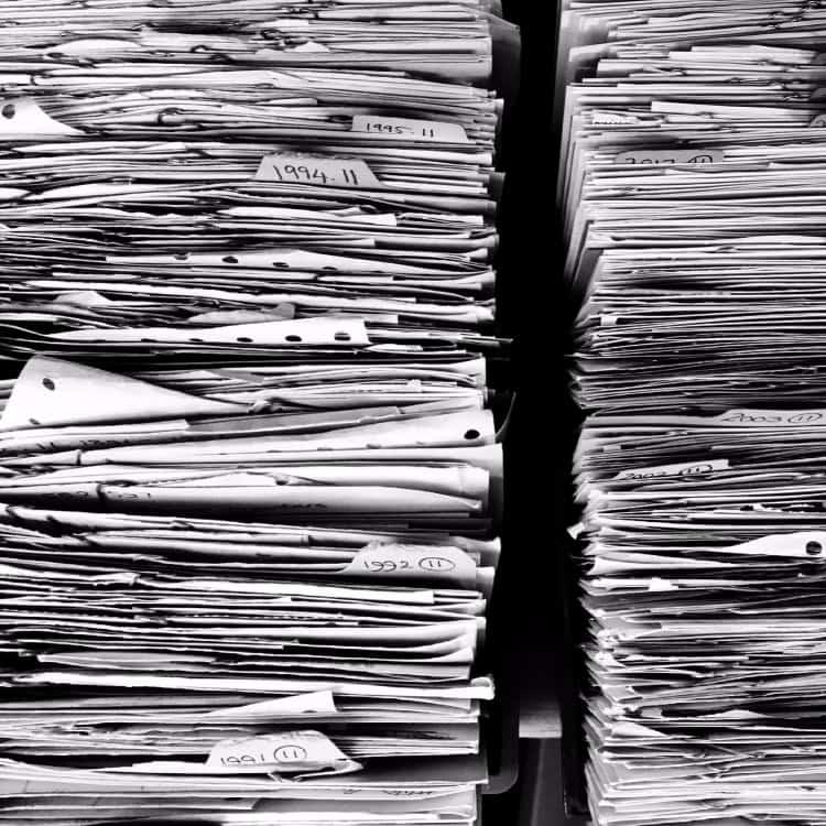 best life insurance broker paperwork